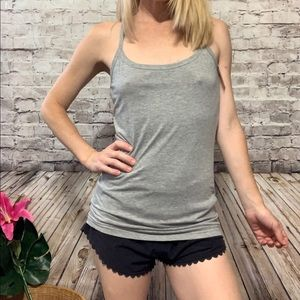 ‼️🆕Wet Seal Casual Long Grey Tank Size Large‼️